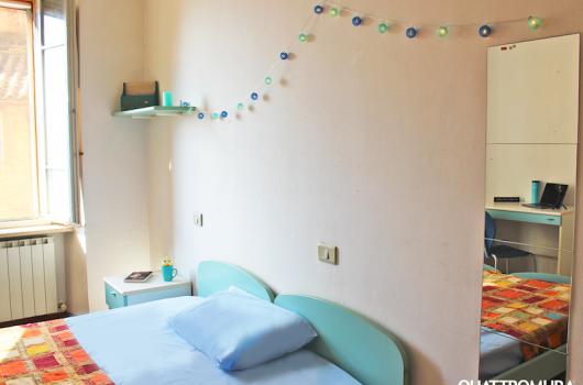 Seconda camera dettaglio decorazione