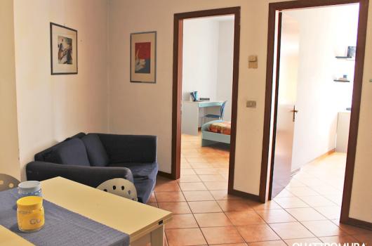 Altre due stanze viste dal soggiorno